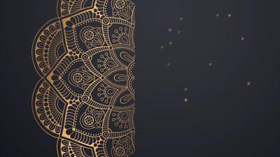 قالب موشن گرافیک رمضان مبارک